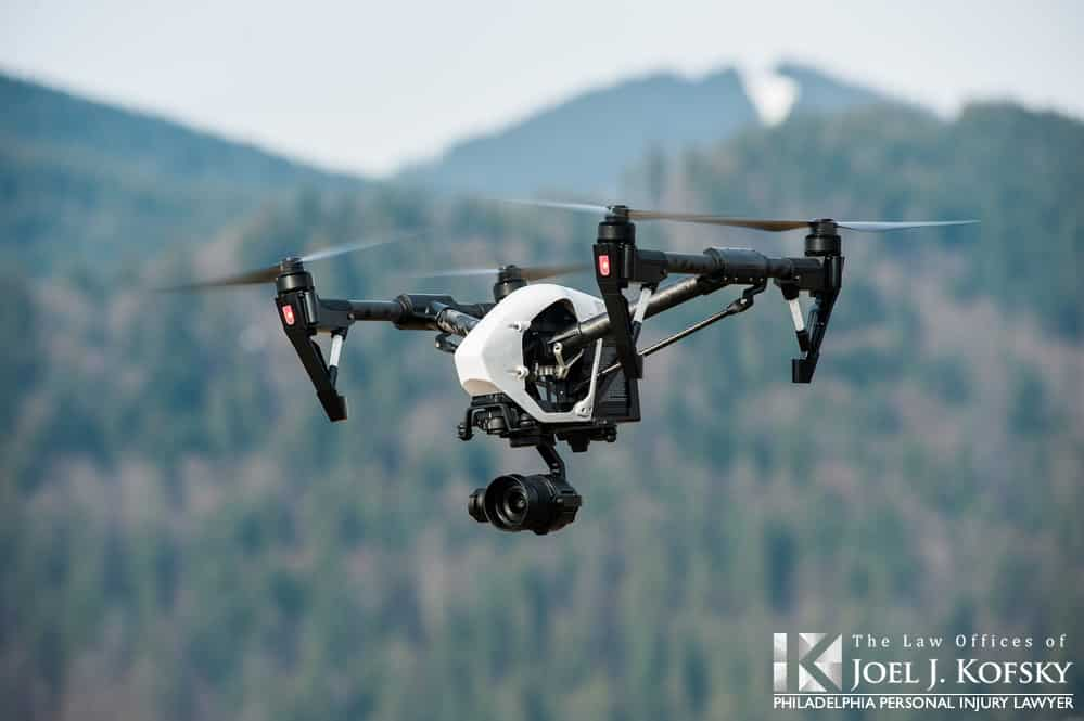 Professional Drone Personal Injury