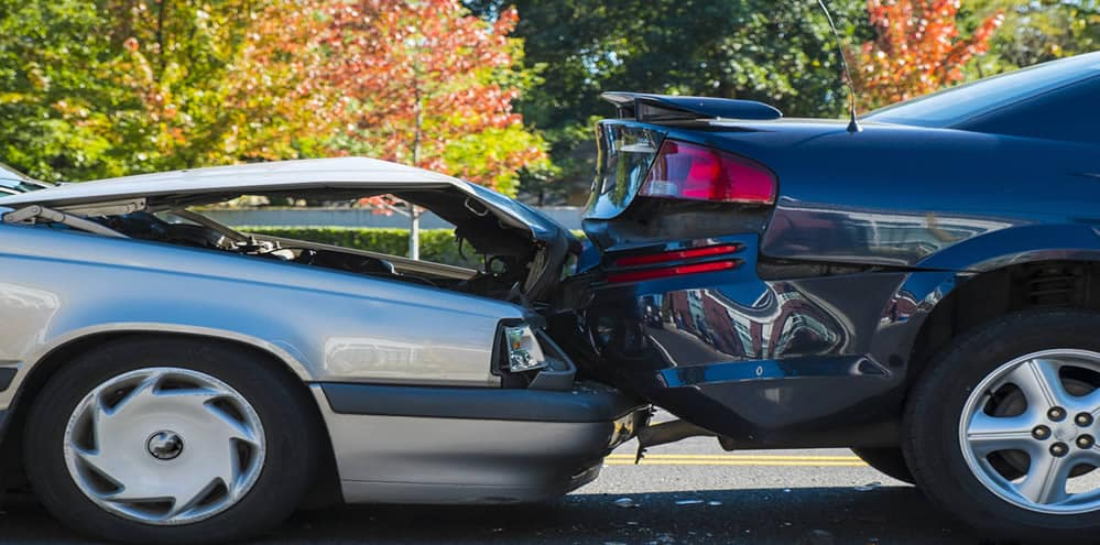 News: Multi-vehicle accident on Broad Street leaves 5 injured