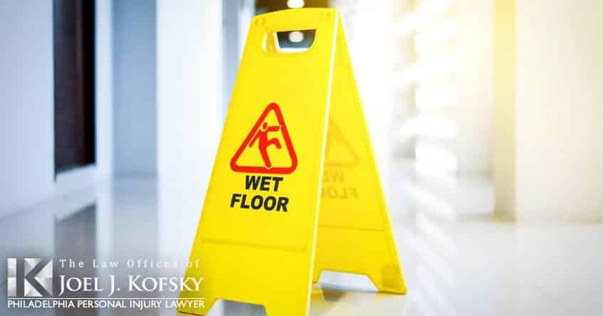 Preventing Slip, Trip and Fall Accidents -Know Your Rights and What To Do