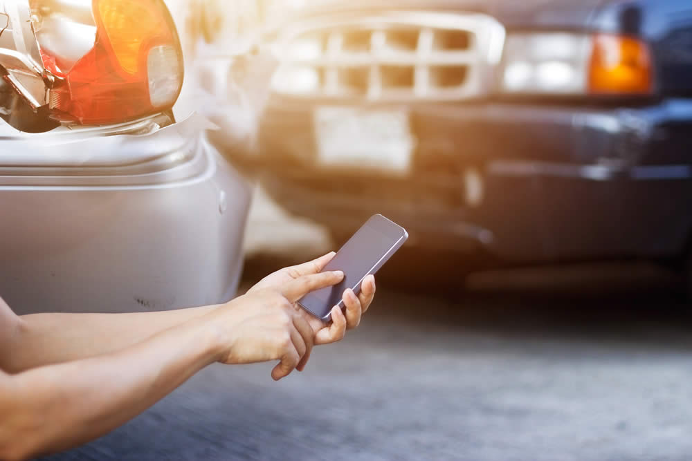What are the Different Types of Car Accidents ?
