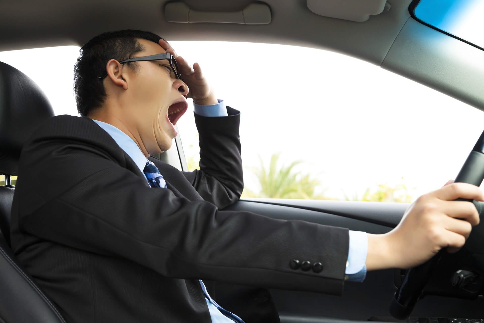 Drowsy Driving as Bad as Drunk Driving? Philadelphia Auto Accident Lawyer Discusses