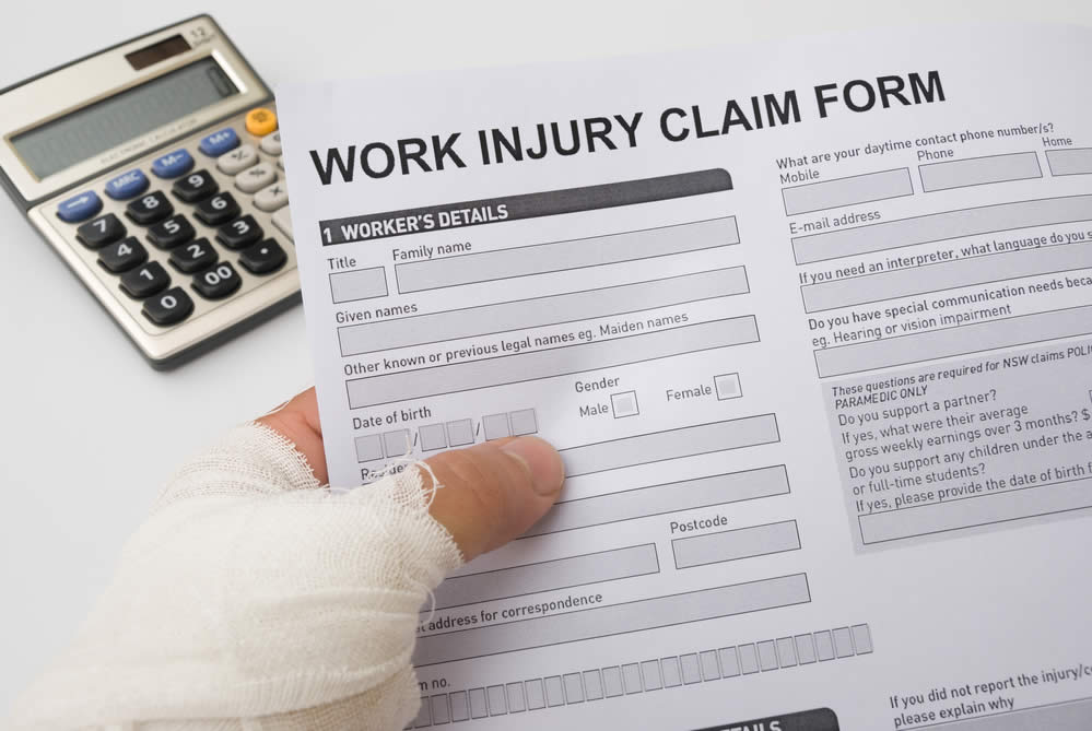 Workers Compensation Claims in Philadelphia