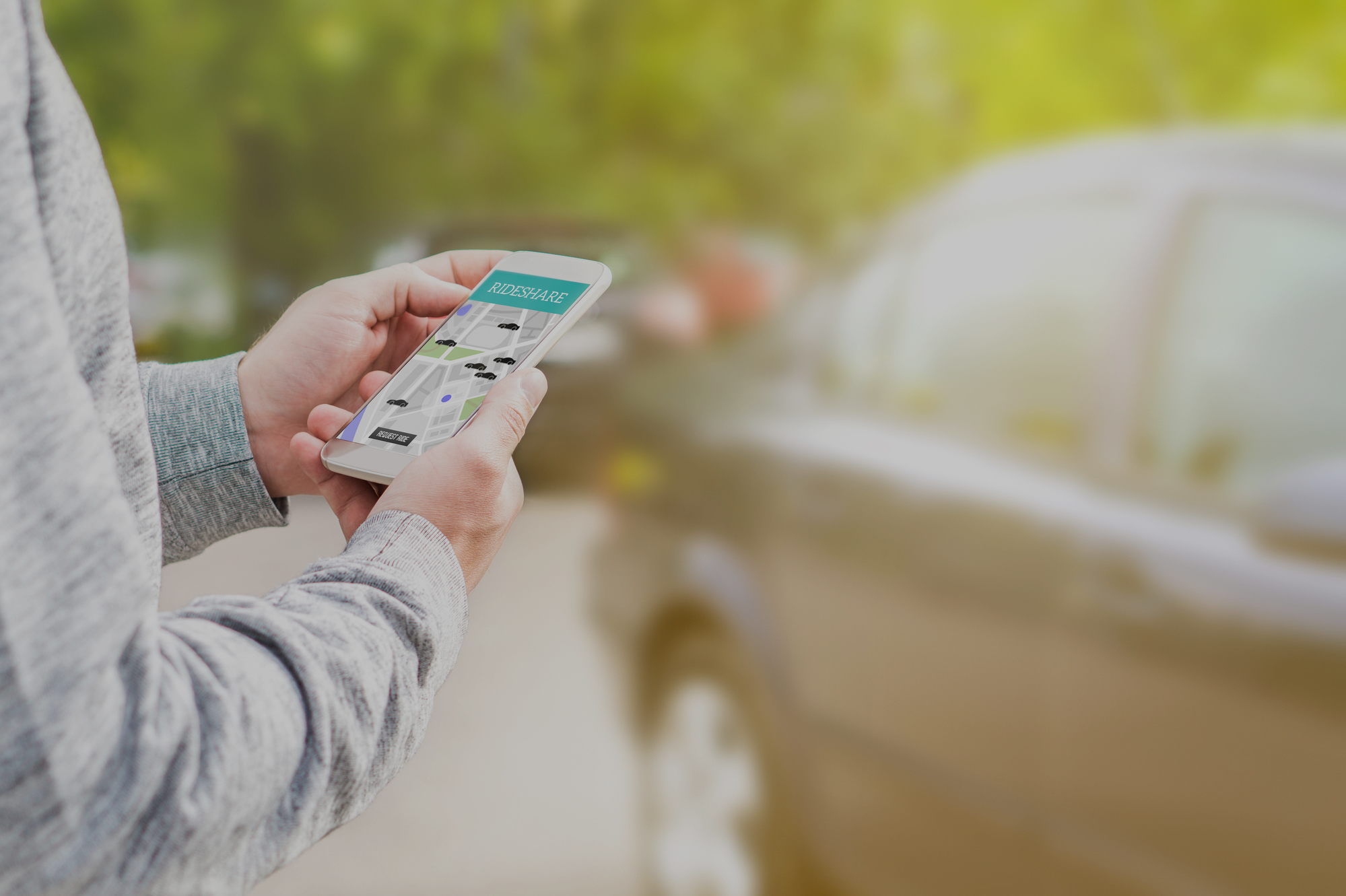 Filing an Injury Claim After a Rideshare Accident